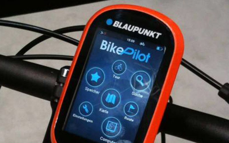 Baros Plans to Revive Blaupunkt PND Brand in Germany
