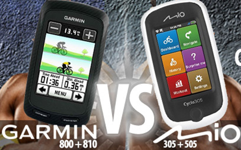 First Impressions: Garmin Vs. Mio, how do they compare?