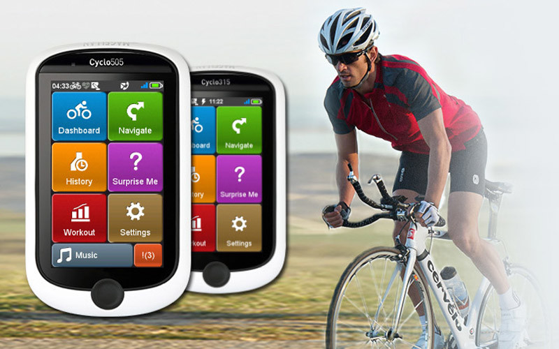 Magellan Announces North American Launch of Cyclo Bicycle Navigation GPS Line