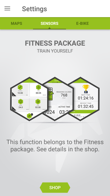Fitness package 2