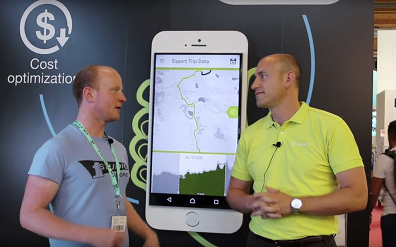 Cycling app of the week at Eurobike: Tahuna
